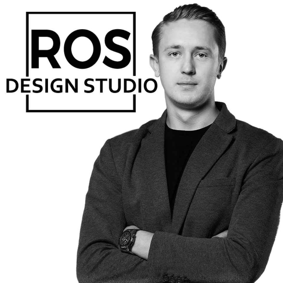 """Віталій Росоловський """"ROS design studio"""""""